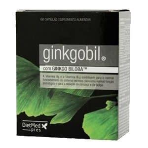 GINKGOBIL 60 CAPSULAS