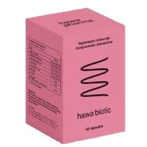 HAWA BIOTIC 60 CAPSULAS