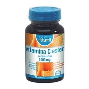 VITAMINA C ESTER C/ BIOFLAVENOIDES 1000mg 60 COMP