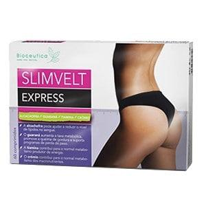 SLIMVELT EXPRESS – 60 COMPRIMIDOS
