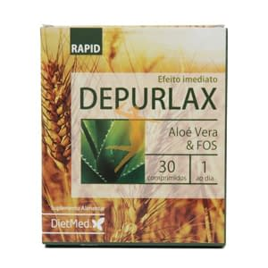 DEPURLAX RAPID 30 COMPRIMIDOS