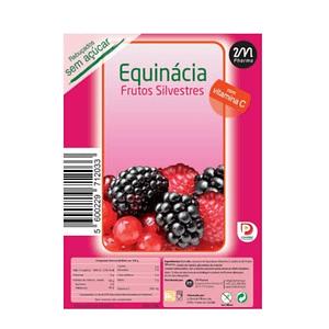 Rebuçados Equinácia e Frutos Vermelhos